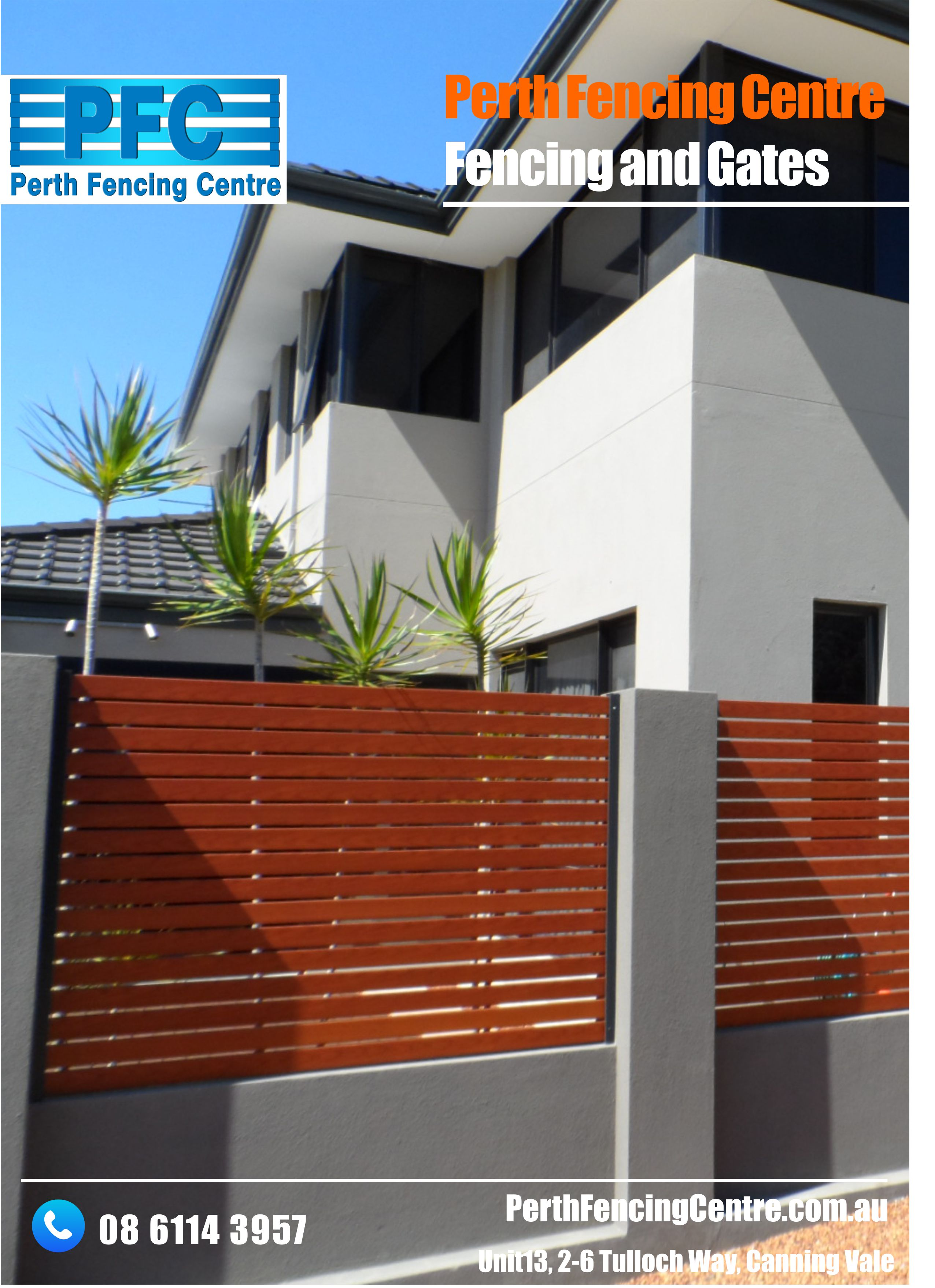 PFC - Fencing and Gates