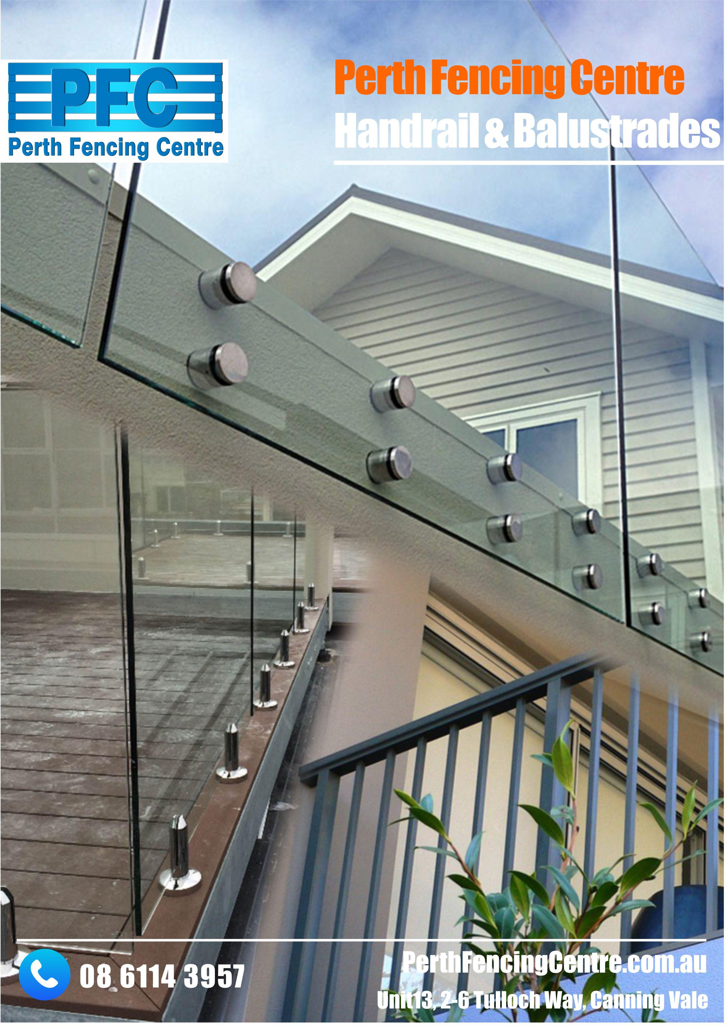PFC - Handrail and Balustrades