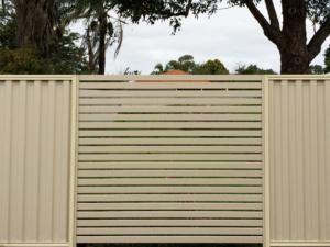 Fencing Infill-Powder Coated Slats-20