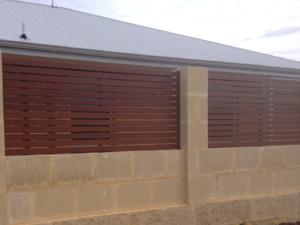 Fencing Infill-Wooden Grain Slats-21
