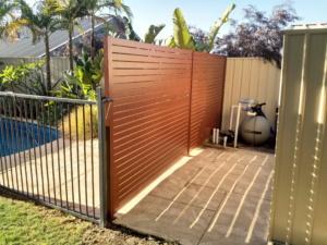 Fencing Infill-Wooden Grain Slats-22