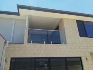 Frameless Glass Balustrade-Top Fixed-11