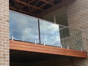 Frameless Glass Balustrade-Top Fixed-5