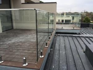Frameless Glass Balustrade-Top Fixed-7