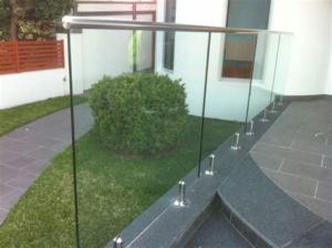Frameless Glass Balustrade-Top Fixed-8