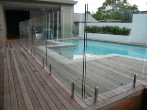 Frameless Glass Pool Fence-10