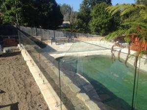 Frameless Glass Pool Fence-13