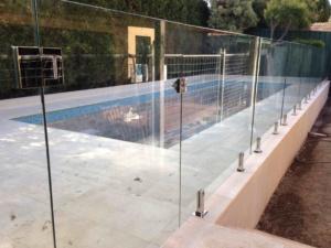 Frameless Glass Pool Fence-5