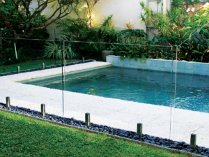 Frameless Glass Pool Fence-6