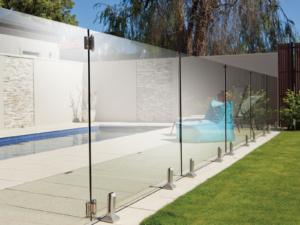 Frameless Glass Pool Fence-7