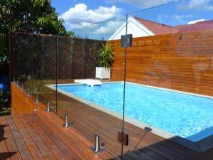 Frameless Glass Pool Fence-8