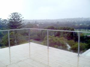 Semi-Frameless Glass Balustrade-4
