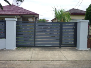 Sliding Gate-Gate in Gate-20