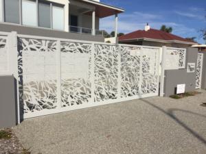 Sliding Gate-Laser Cut Panel-16