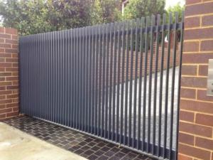 Sliding Gate-Vertical Slats-14