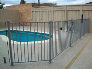 Tubular Pool Fence-6