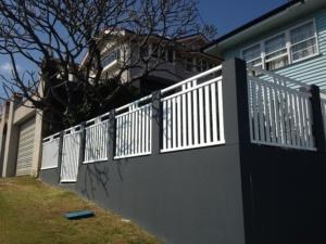 Slats fencing-49