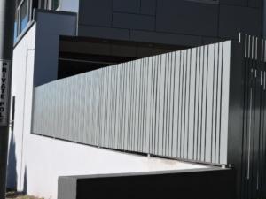 Slats fencing-51