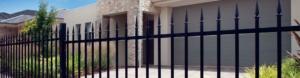 Tubular fence-1